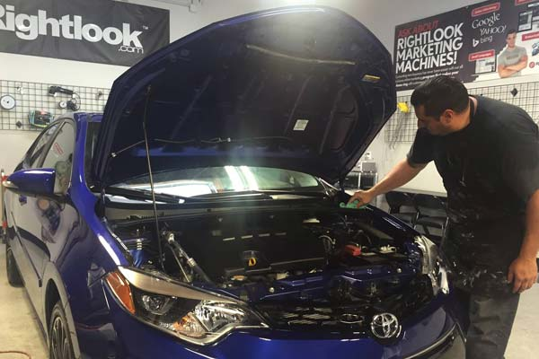 Rightlook Auto Detailing Student Gallery 2