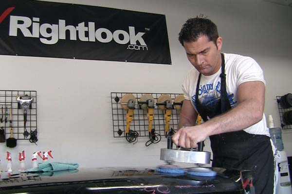 Rightlook Auto Detailing Student Gallery 4