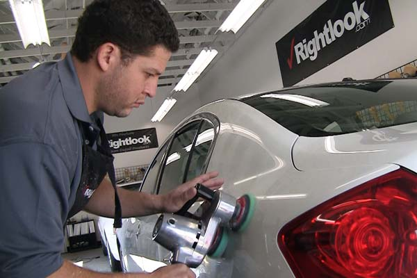 Rightlook Auto Detailing Student Gallery 5