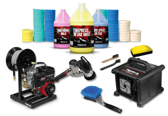 Rightlook Auto Detailing and Appearance Equipment and Supplies