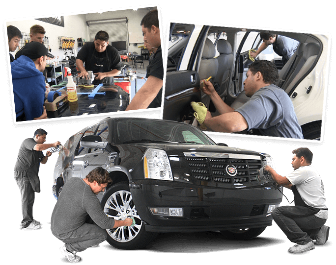 Professional Car Detailing Supplies >> Rightlook Com Auto Appearance Training And Equipment