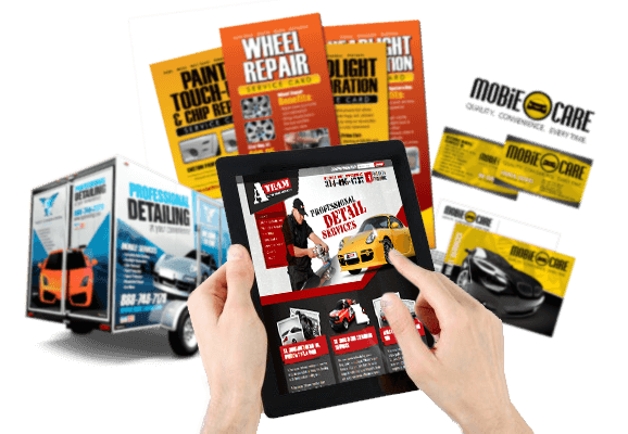 Rightlook Marketing For Auto Reconditioning Businesses