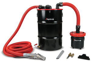 Rightlook 30 Gallon Hot Water Carpet Extractor and Reclamation System
