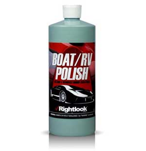 Rightlook Brand Boat and RV Detailing Products