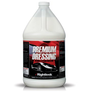 Rightlook Brand Vinyl, Trim and Tire Dressing