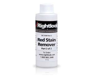 Rightlook Red Stain Remover Part 2