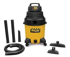 Shop Vac 10 Gallon Industrial Vacuum