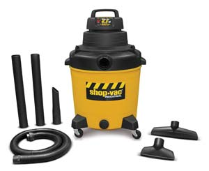 Shop Vac 18 Gallon Industrial Vacuum