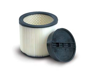 Cartridge Filter for Industrial Shop Vac