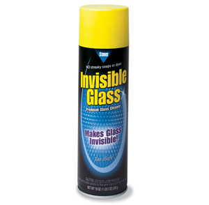 Stoner Invisible Glass Cleaner (91164) - Aerosol Can 19 oz