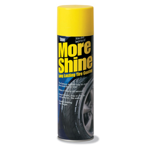 Stoner More Shine for Tires (91086) - 18 oz.