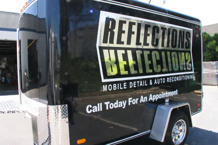 Rightlook Detailing Trailer Wrap Graphics 7