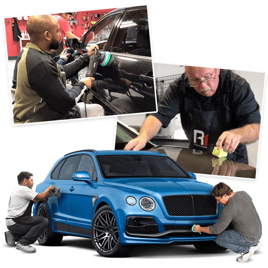 5 Day Hands-On Auto Detailing Training & Certification
