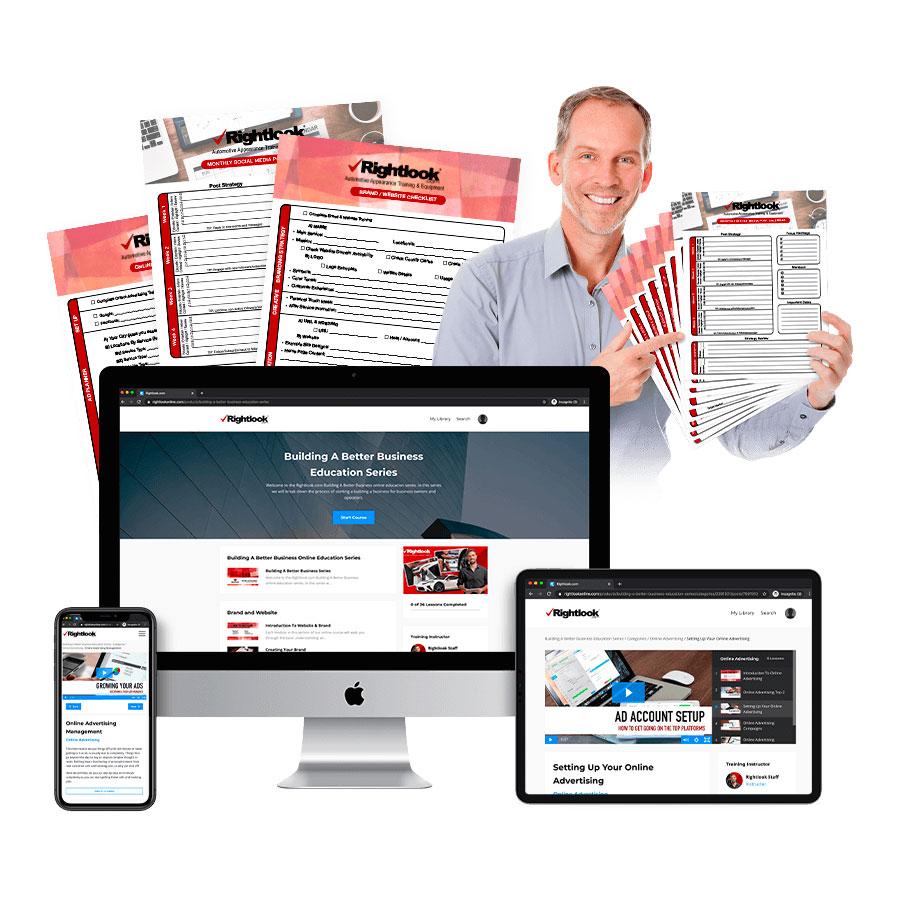 Build A Better Business Online Education Series