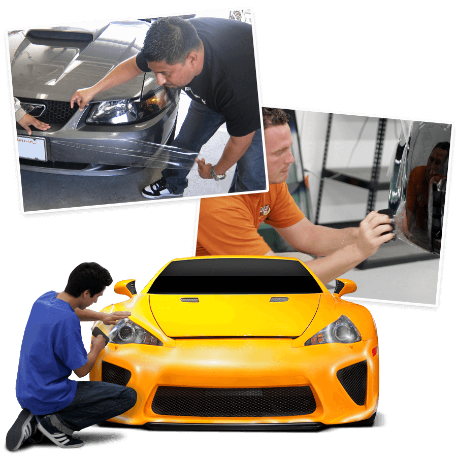2-Day Paint Protection Film Training